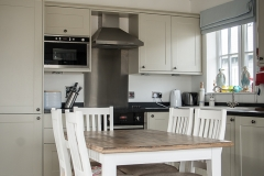 Fully-fitted kitchen-diner