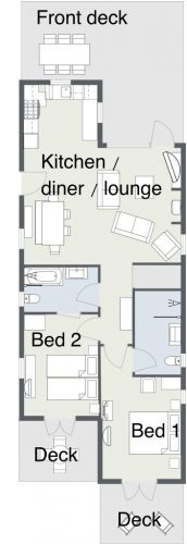 Skylark floor plan